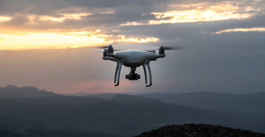 FAA Urges the Public to Stop Flying Drones Over Wildfires