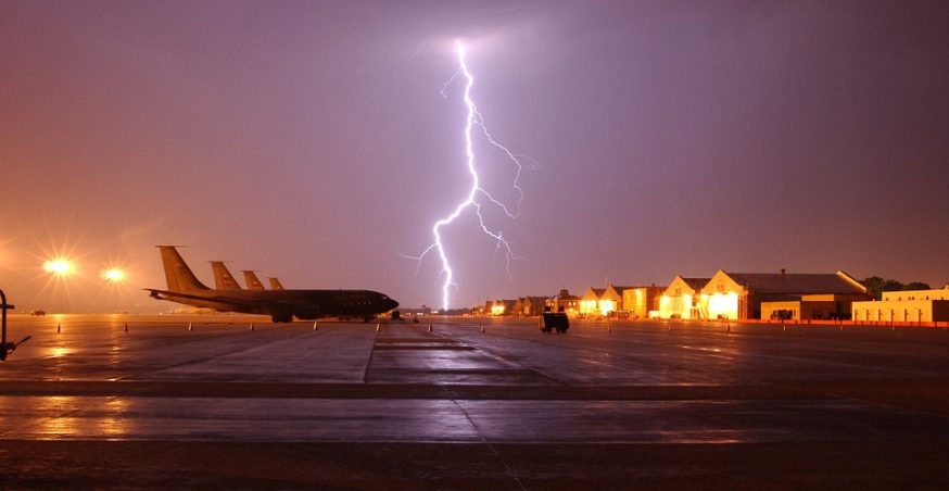 Did You Know? How Airplanes are Protected from Lightning