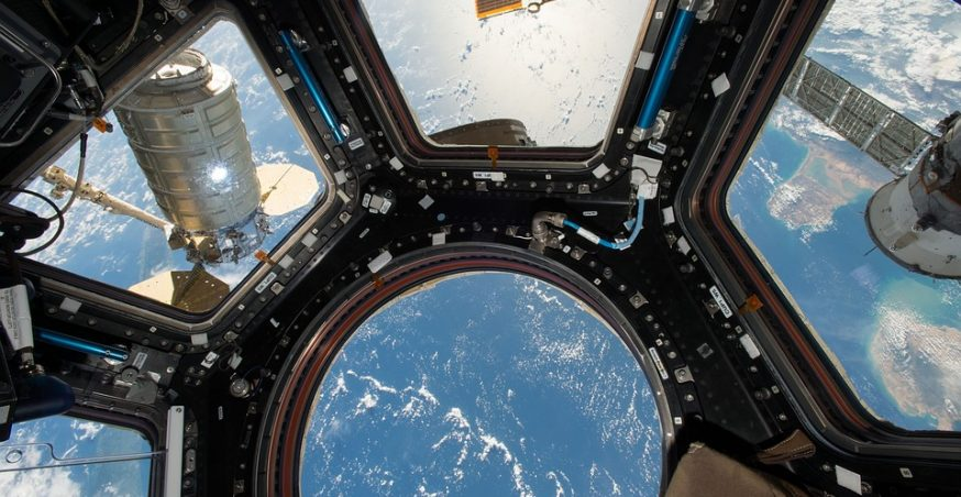 Boeing and NanoRacks to Build Commercial Space Lock