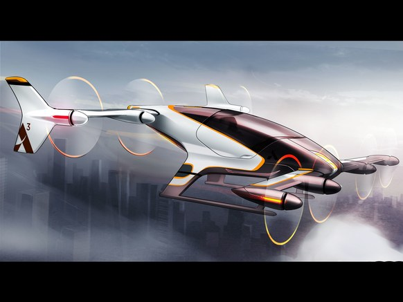 Airbus to Design Flying Cars