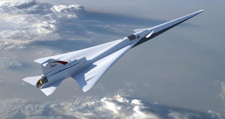 NASA and Lockheed Martin to Design Hypersonic X-Plane