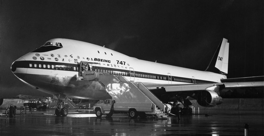 Boeing 747 to Make Final Flight