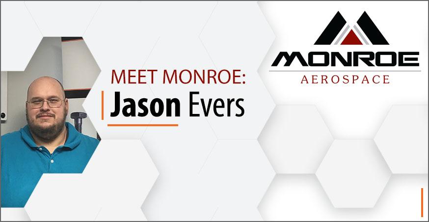 Meet Monroe: Jason Evers