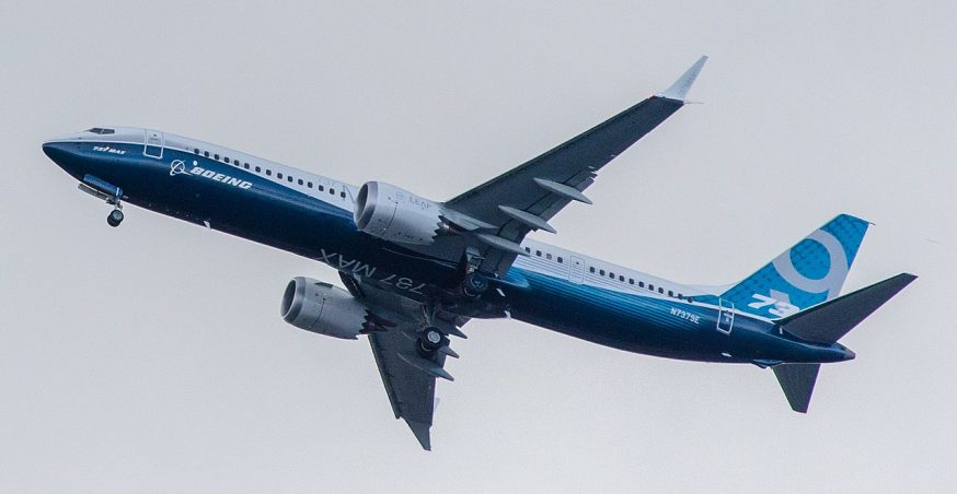 Boeing Receives FAA Certification for 737 MAX 9