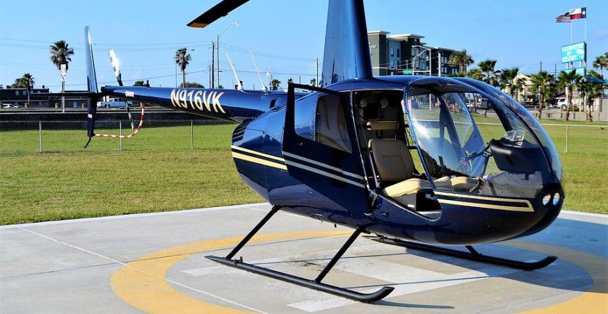 FAA Issues New Restraint Regulations for Open-Door Helicopters