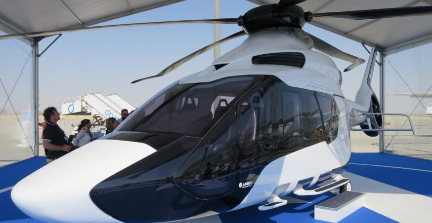 Airbus Begins Development of H160 Helicopter