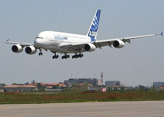 6 Fast Facts About the Airbus A380
