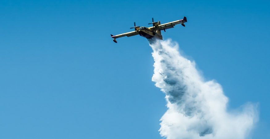 How Firefighting Airplanes Work