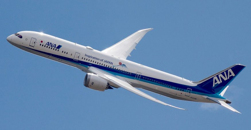 6 Fun Facts About the Boeing 787 Dreamliner