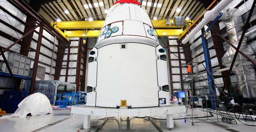 Boeing Performs Parachute Test for Starliner