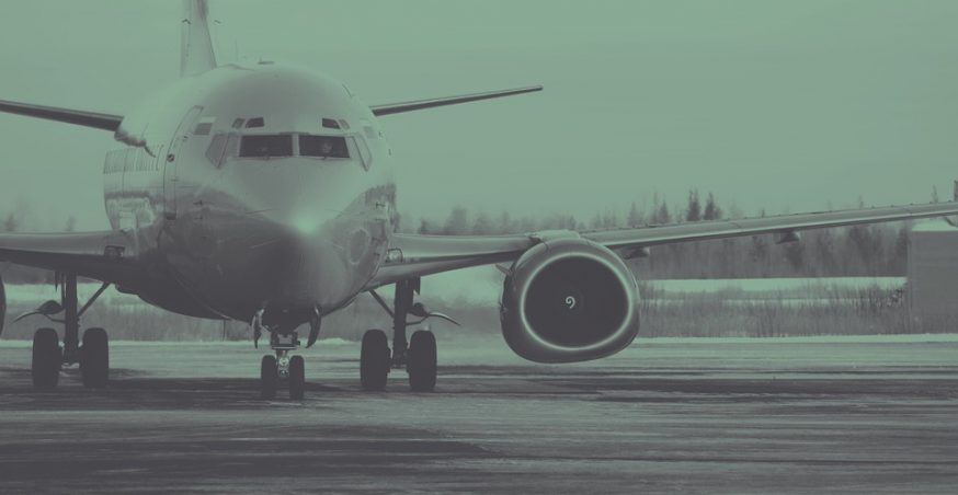 Why Are Some Airplanes Sprayed With the Water As They Land?