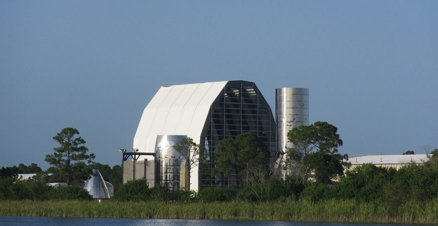 SpaceX Unveils Starship Prototype