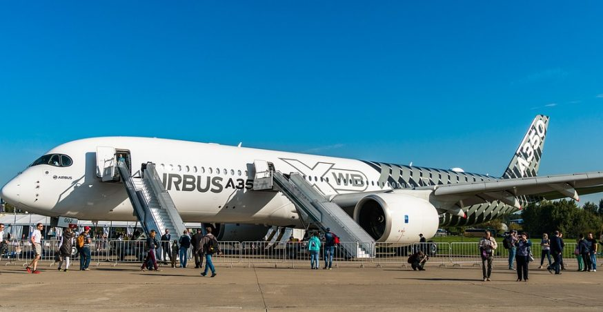 Is the Airbus A350-900 the World's Most Efficient Jet?