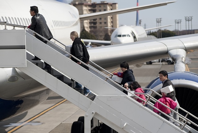 Study Shows How Airlines Can Improve Their Boarding Process