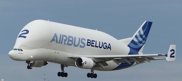 Airbus's BelugaXL Enters Service
