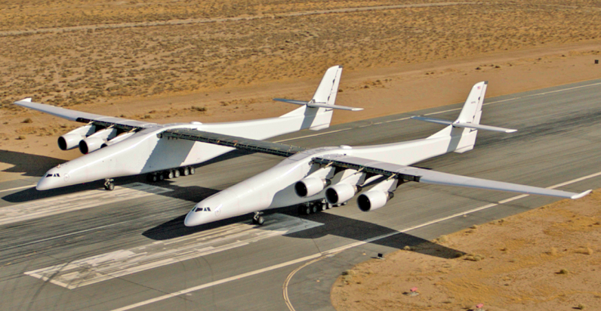 Stratolaunch Set to Deploy Hypersonic Airplanes