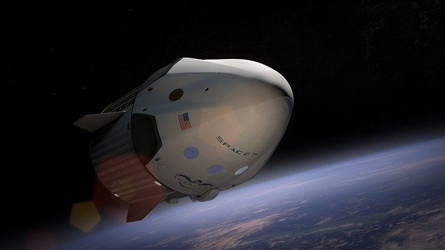 SpaceX Completes Historic Manned Mission of Crew Dragon Capsule