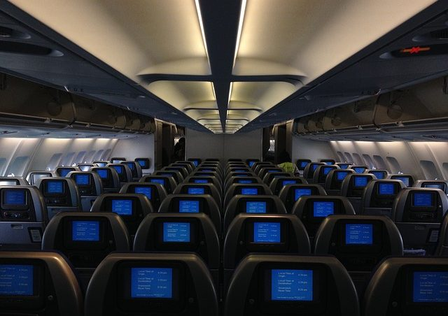 How Do Airplanes Get Fresh Air for the Cabin?