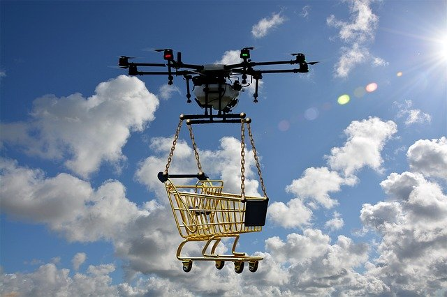 Amazon Receives FAA Approval for Delivery Drone Test Flights