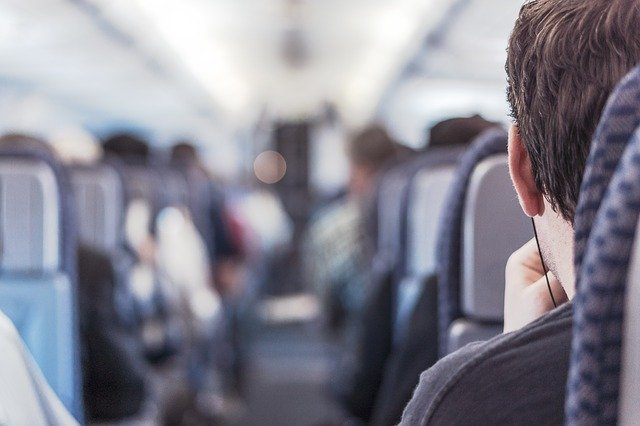 Do You Get Sleepy When Flying? There's a Scientific Reason For It