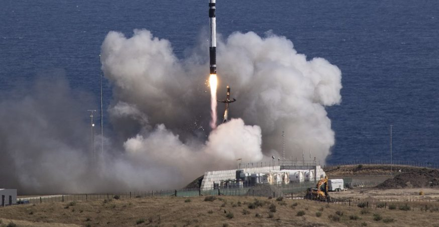 US Startup Rocket Lab Poised to Compete With SpaceX