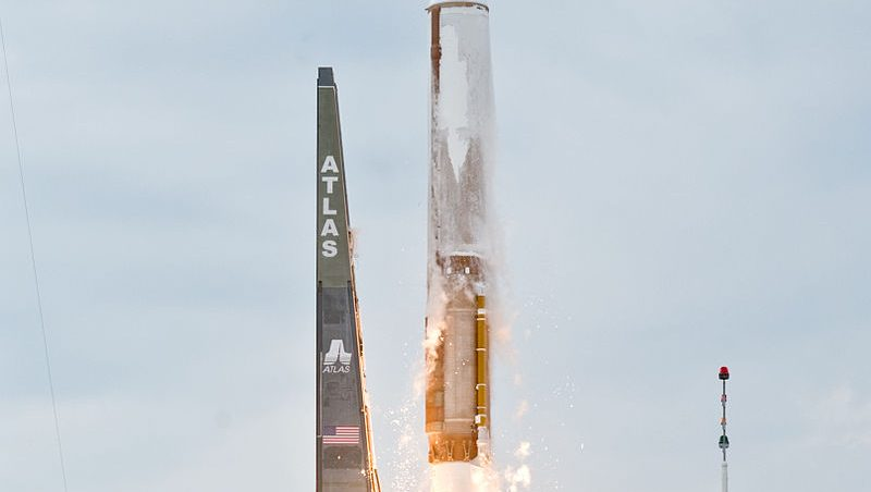 5 Facts About the Boeing Atlas V