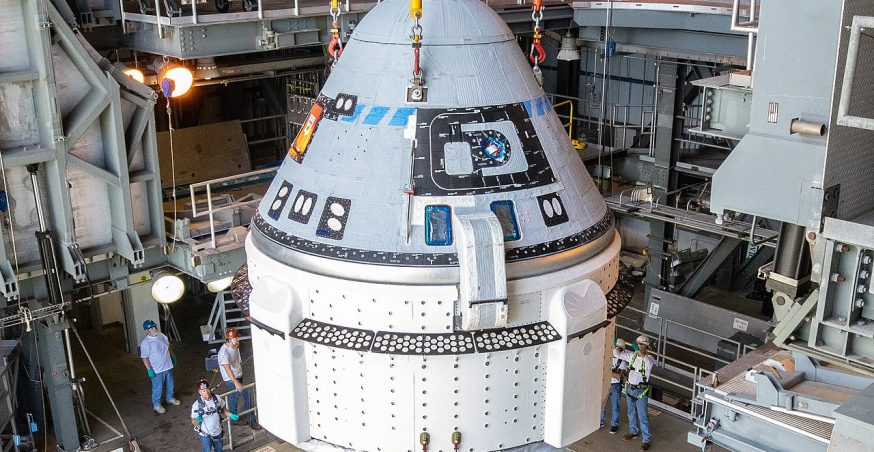 Boeing and NASA Prepare for Starliner Launch