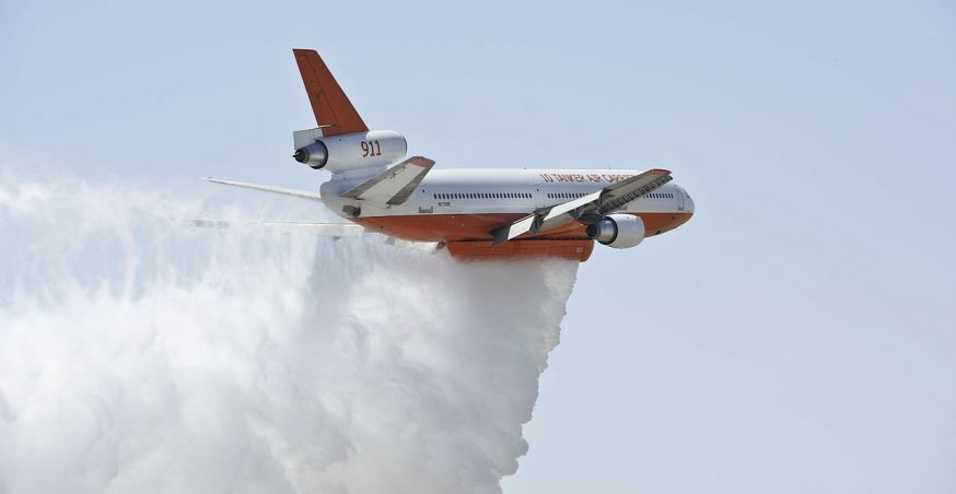 5 Interesting Facts About Aerial Firefighting